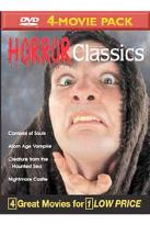 Horror Classics Volume 1 - 4-Movie Pack