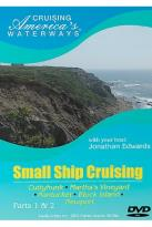 Small Ship Cruising - Cruise New England's Island Ports