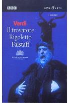 Verdi - Box Set: Il Trovatore/Rigoletto/Falstaff
