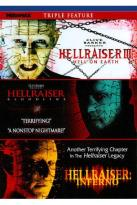 Hellraiser Triple Feature