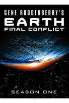 Earth: Final Conflict - The Complete First Season