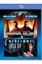Universal Soldier/Lock Up