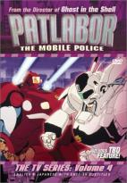Patlabor: The Mobile Police - The TV Series: Vol. 4