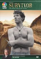 Survivor: The Aron Ralston Story With Tom Brokaw