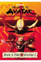 Avatar: The Last Airbender - Book 3: Fire - Vol. 2