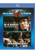 Rambo: First Blood II/Rambo: First Blood III