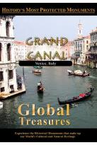 Global Treasures Grand Canal Venice Italy