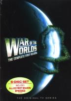 War of the Worlds - The Complete First Season