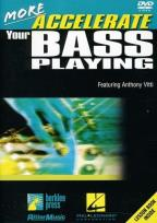 More - Accelerate Your Bass Playing
