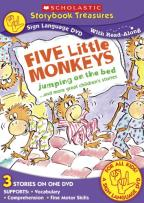 Five Little Monkeys Jumping on the Bed... and More Great Children's Stories