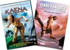 Kaena: The Prophecy/Final Fantasy (SDV) 2-Pack
