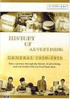 History of Advertising - General 1930-1950 (2 DVD Set)