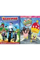 Barnyard/Spongebob Squarepants - The Movie
