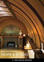 Frank Lloyd Wright's Home And Studio