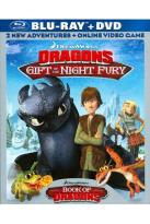 Dragons: Gift of the Night Fury/Book of Dragons