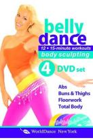 Bellydance for Bodysculpting - 4 Pack