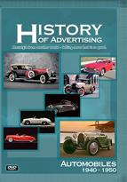 History of Advertising - Automobiles 1940-1950