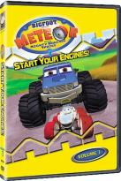 Meteor And The Mighty Monster Trucks - Vol. 1