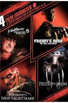 4 Film Favorite - Nightmare on Elm Street 5-8