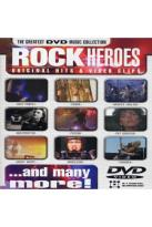 Rock Heroes: Original Hits & Video Clips