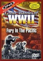 Great Battles of World War II - Fury in the Pacific 3-Pack