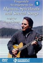 Fingerstyle Arrangements for Hymns, Spirituals and Sacred Songs - Vol. 1