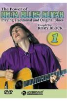 Power of Delta Blues Guitar, The: Volume 1 - Rory Block