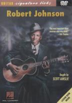 Robert Johnson - Guitar Signature Licks Series