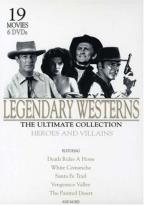 Legendary Westerns - The Ultimate Collection