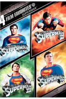 4 Film Favorite - Superman