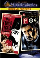 Tomb of Ligeia/An Evening of Edgar Allan Poe - Midnite Movies Double Feature