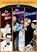 Classic Comedy Triple Feature #1: The Milky Way / The General / College