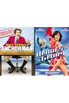 Blades Of Glory/ Anchorman