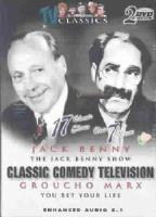 Classic Comedy Television - You Bet Your Life/ The Jack Benny Show