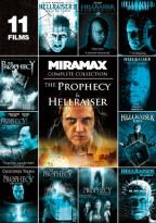 Prophecy & Hellraiser - Miramax Complete Collection