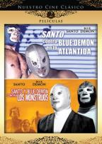 Santo y Blue Demon en la Atlantida/ Santo y Blue Demon Contra Los Monstruos