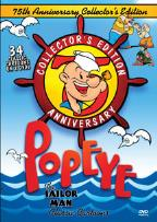 Popeye the Sailor Man - Classics: 75th Anniversary Collector's Edition