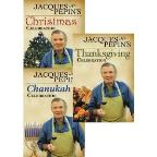 Jacques Pepin's Fall: Winter Celebrations Set
