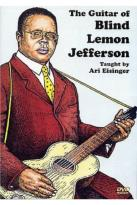 Guitar of Blind Lemon Jefferson