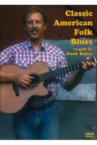 Classic American Folk Blues Themes for Guitar