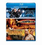 Doom/The Scorpion King/The Rundown