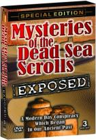 Mysteries of the Dead Sea Scrolls Exposed - The Complete Three Tape Set