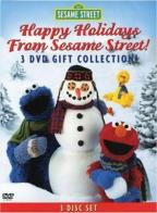 Sesame Street - Happy Holidays From Sesame Street Box Set