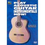 Play Acoustic Guitar Instrumentals Now!