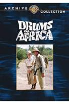 Drums of Africa