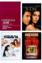 Angelina Jolie Collection: Original Sin/Live Is All There Is/Hackers