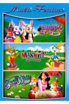 Happy the Littlest Bunny/Maxwell Saves the Day/Snow White