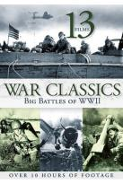 War Classics: Big Battles of WWII - 13 Films