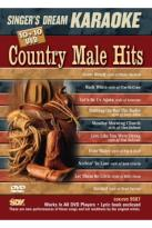 Singer's Dream Karaoke: Country Male Hits