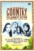 Legends of Country: Classics Hits of the '50s, '60s, & '70s